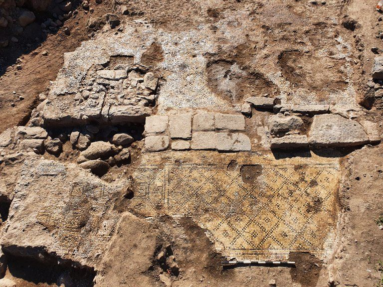 Fotografía: Tzachi Lang, Autoridad de Antigüedades de Israel