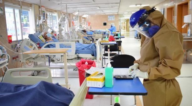 Foto: Archivo/Cortesía Hospital Carlos Andrade Marín