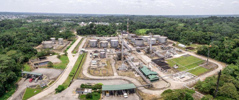 Ecuador produce unos 530.000 barriles diarios de crudo.