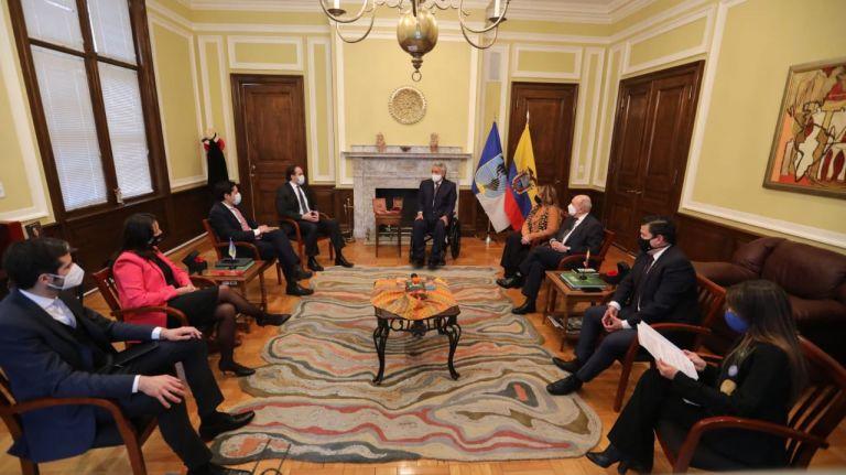 El presidente de la República, Lenín Moreno, concluyó su sexta visita a los Estados Unidos. La firma del acuerdo comercial quedará para el siguiente gobierno.