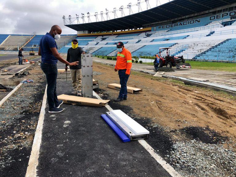 Estadio Modelo, ubicado en Guayaquil. Foto: @DeporteEc