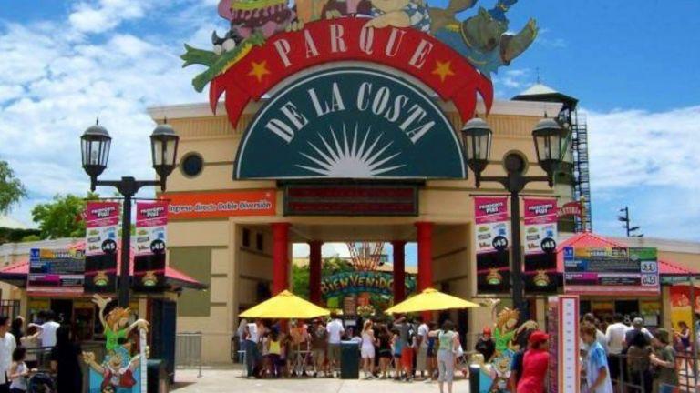 Antes de la pandemia, el Parque de la Costa recibía a unos 800.000 visitantes por año. Foto: Cortesía
