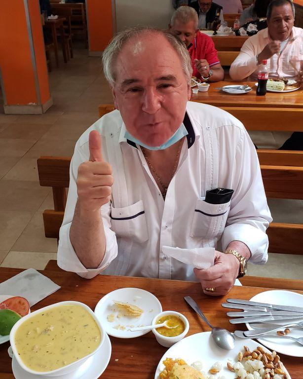 Bucaram ha sido uno de los candidatos con menor votación, con un total de unos 43.000 votos.