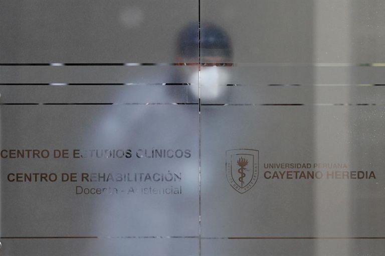 """Sagasti indicó que """"ninguna"""" persona que se hubiera beneficiado de estas vacunas tendrá cabida en su Gobierno. Foto: EFE"""