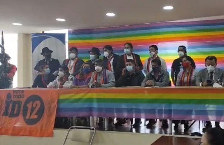 Asambleístas de la ID se sumaran a juicio político en contra del CNE. Foto: Captura