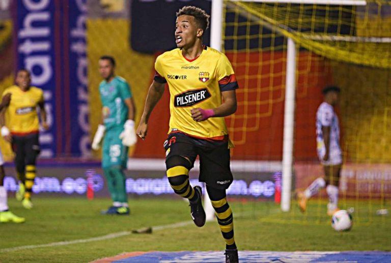 Byron Castillo se ha convertido en una de las principales figuras del campeón del fútbol ecuatoriano, Barcelona SC. Sin embargo, no es convocado a la selección por investigaciones sobre su nacionalidad.
