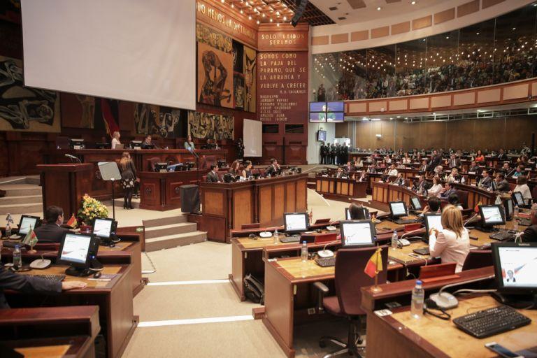 Con el final del período de la actual Asamblea Nacional, el próximo 14 de mayo, 12 partidos y movimientos políticos dejarán de tener representantes en el legislativo.