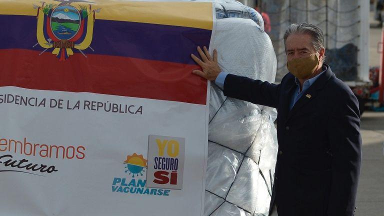 La gestión del exministro de Salud, Juan Carlos Zevallos, fue fuertemente criticada cuando inició el plan nacional de vacunación contra la COVID-19.