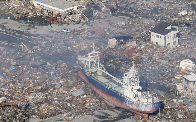 Más de 2.500 personas siguen oficialmente desparecidas diez años después de la tragedia. Foto: Archivo