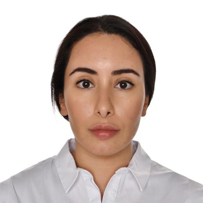 Latifa intentó escapar en barco en 2018, en vano, antes de ser devuelta. Foto: EFE