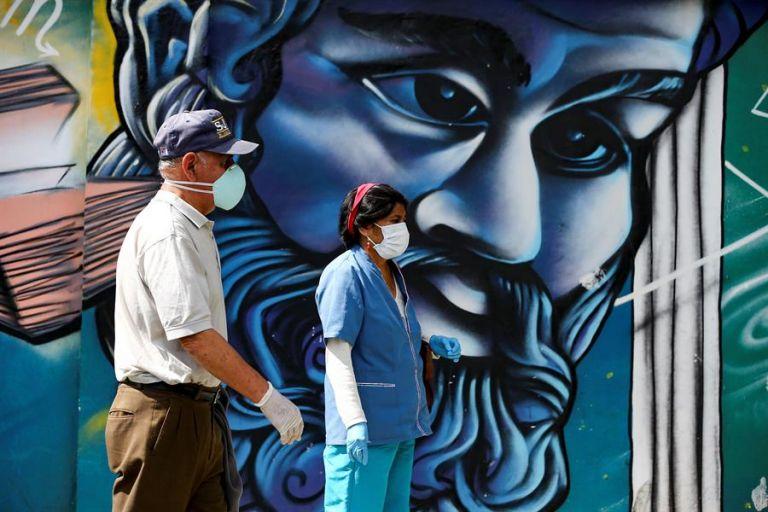 La provincia de Pichincha, cuya capital es Quito, es la más afectada del país por el contagio con 104.374 casos. EFE