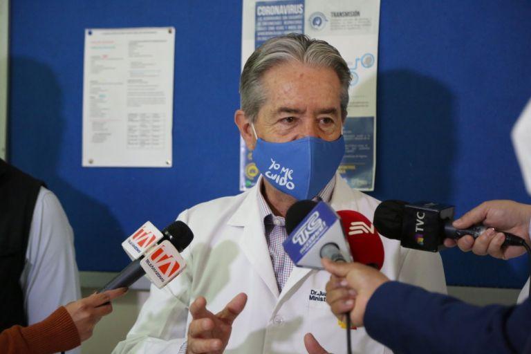 Según el exministro de Salud, Juan Carlos Zevallos, existían cláusulas de confidencialidad dentro del Plan de Vacunación.