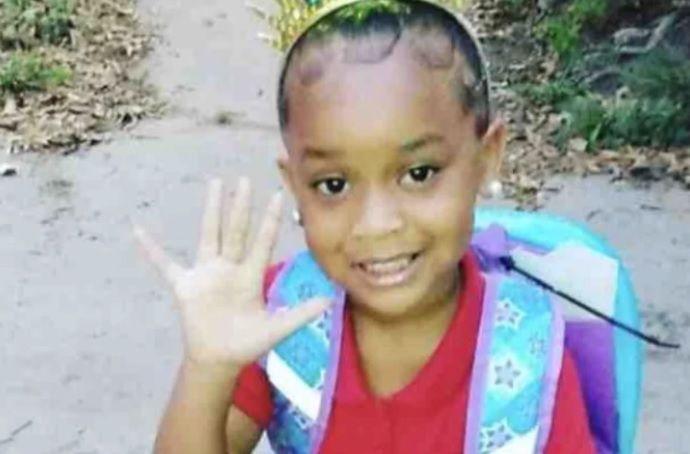La niña fue brutalmente asesinada por un familiar. Foto: Captura