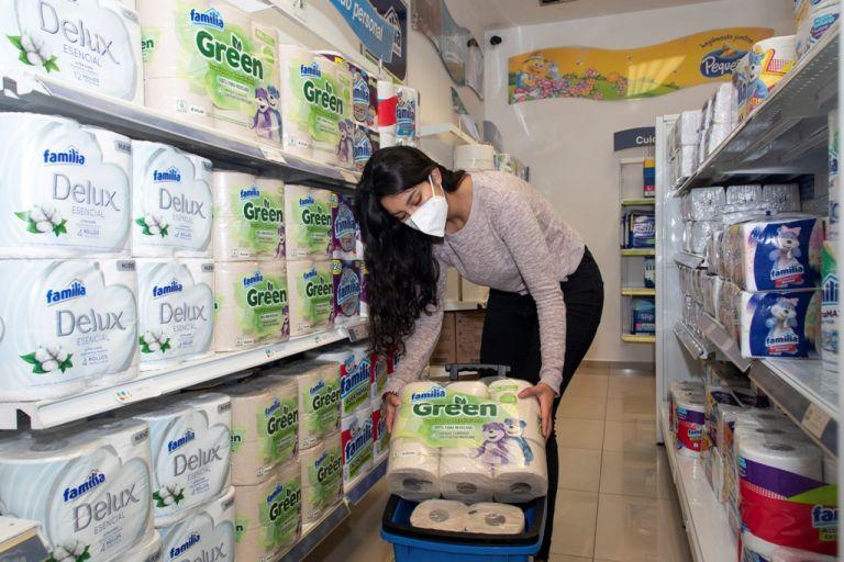Grupo Familia fabrica sus líneas de papel higiénico en sus plantas de Lasso y Babahoyo.
