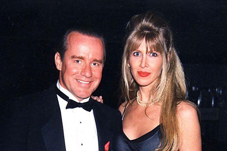 Hartman se enamoró de Brynn Omdahl, una modelo de trajes de baño que en realidad quería ser actriz.