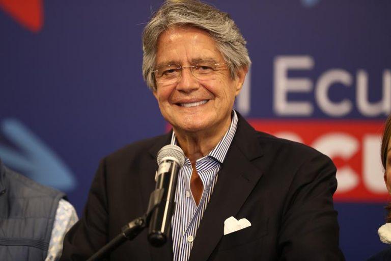 """""""Tenemos mucho trabajo por hacer"""", manifestó Guillermo Lasso. Foto: EFE"""