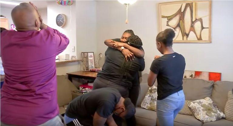 """Philonise Floyd, otro hermano de George Floyd, dijo que se sentía """"optimista"""" sobre lo que esto puede significar sobre el futuro de la justicia para la comunidad afro."""