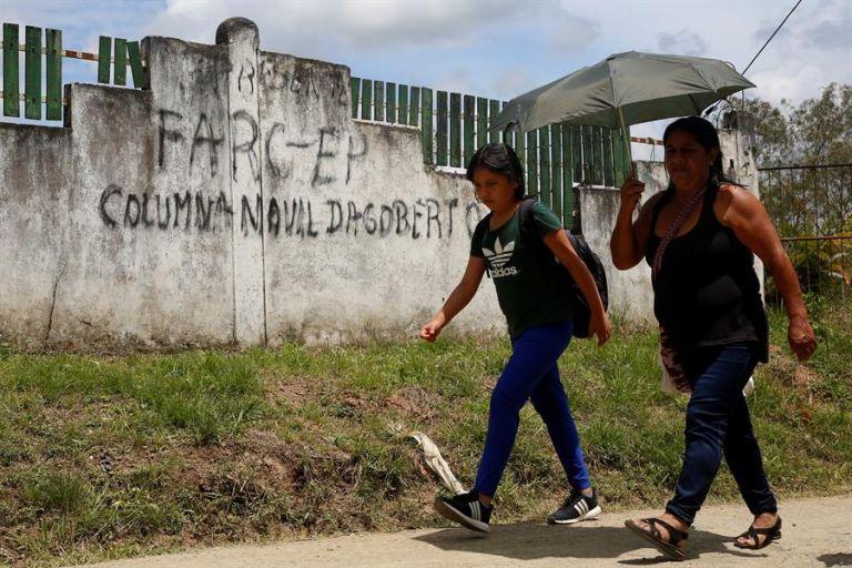 La JEP determinó además la existencia de un patrón de malos tratos en cautiverio en todos los bloques de las FARC. Foto: EFE.