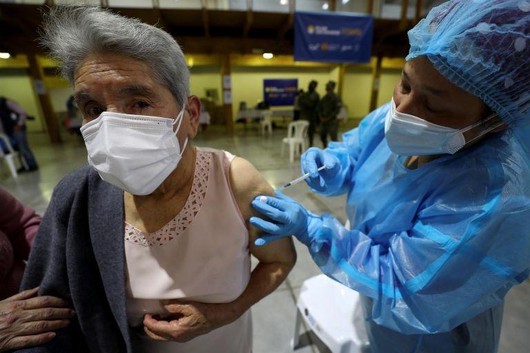 Más de un millón de dosis de vacuna contra la covid-19.