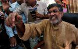 DE LA PAZ. Kailash Satyarthi. Foto: REUTERS