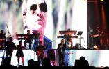 Interpretó sus éxitos más conocidos y también de su álbum 'Montaner Agradecido'.