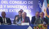 Ernesto Samper, secretario general de la Unasur (c). Flickr / Cancillería Ecuador