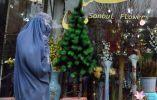 Navidad en Afghanistan. Foto: AFP