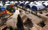Navidad en Iraq. Foto: AFP