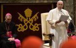 El Papa Francisco expresó su preocupación por Iraq y Siria. Foto: AFP