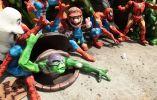 Las Tortugas Ninja son uno de los monigotes más pedidos.