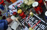El mundo se solidariza con Francia. Foto: AFP