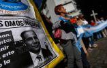 """""""Todos somos Nisman"""" es el lema de cientos de manifestantes. Foto: REUTERS"""