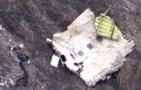 Televisiones francesas muestran las primeras imágenes del avión. Foto: AFP