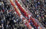 Domingo de Ramos en el Vaticano. Foto: REUTERS
