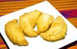 Empanadas de viento con azúcar. Foto: Archivo Vistazo