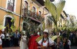 Domingo de ramos en Ecuador. Foto: Archivo Vistazo