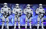 Los Stormtroopers son soldado de élite del Imperio Galáctico.