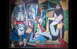 """1. Pablo Picasso, """"Las mujeres de Argel (versión 0)"""". Adjudicada en 179,36 millones de dólares el 11 de mayo de 2015 en Christie's de Nueva York."""