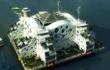 Países flotantes libertarios. Peter Thiel, CEO de PayPal Inc., invirtió 1.25 millones de dólares como capital semilla para un proyecto junto al Instituto Seasteading, que planea construir una isla flotante que no siga las reglas y leyes de ningún país.