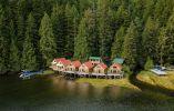 Nimmo Bay Wilderness Resort de Canadá