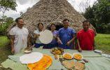 Secoyas. Dos comunidades de esta nacionalidad indígena compartieron sus conocimientos culinarios en el proyecto liderado por la Fundación Slow Food.