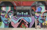 Wynwood se ha convertido en un referente de arte callejero en el mundo.