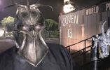 Puertas al infierno de los hermanos Freakling. Foto: Freakling Bros / Las Vegas, Nevada