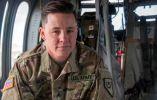 Hunt es el primer abiertamente transgénero soldado de la Guardia Nacional de Nevada