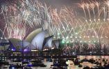 Al menos medio millón de personas asistieron a la celebración. Foto: AFP